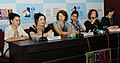 A Press Conference by - Kriszitina Deak, Director (Aglaya), Jung Henin, Director (Approved for Adoption), Filiz Alpgezmen, Director (The Stranger), Christine Francois.jpg