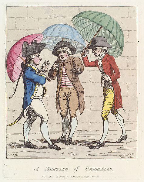 Bestand:A meeting of umbrellas by James Gillray.jpg