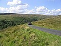 A minor road near Tarras Lodge - geograph.org.uk - 520622.jpg