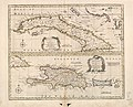 A new & accurate map of the island of Cuba. A new & accurate map of the islands of Hispaniola or St. Domingo and Porto Rico. LOC 74693277.jpg