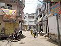 A street in Dhar, India.JPG