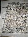 "A woodblock Ptolemaic map, ""Decima Asiae Tabula,"" by Martin Waldseemuller left half of map.jpg"