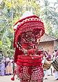 Aadimooliyaadan Theyyam at Edakkad 4.jpg
