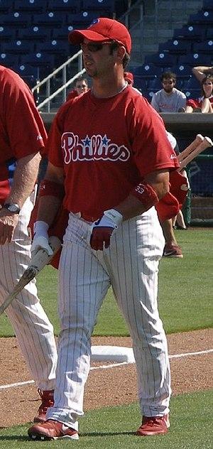 Aaron Rowand - Rowand on March 11, 2007