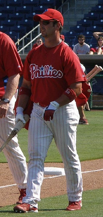 Aaron Rowand - Rowand on March 11, 2007