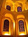 Abbaye aux Dames, vitraux chapelle.jpg