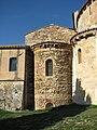 Abbazia di Sant'Antimo - 13 - L'abside della chiesa originaria.jpg