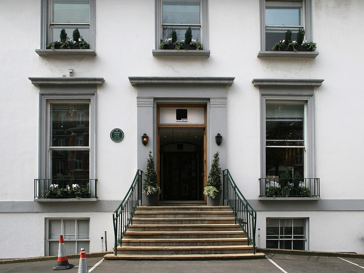 Studios Abbey Road, donde se grabó My sweet lord.