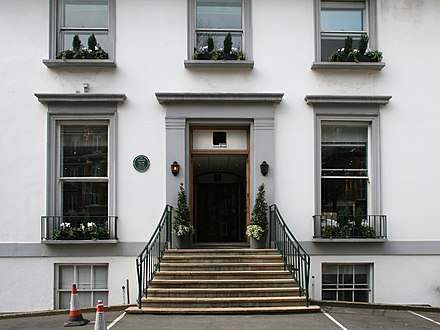 Main entrance at Abbey Road Studios Abbey Rd Studios.jpg