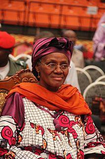 Marie-Thérèse Abena Ondoa Cameroonian politician, minister