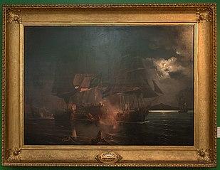 Abordagem da Fragata Imperatriz