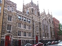 Abyssinian Baptist Church - Wikipedia, the free encyclopedia
