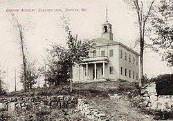 Gorham Academy Building, c. 1906