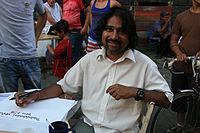 Activist Kumar Vishwanathan (7729155168).jpg