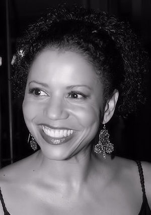 Gloria Reuben - Gloria Reuben on November 19, 2007.