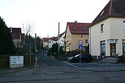 Adalbert-Stifter-Weg in Dresden