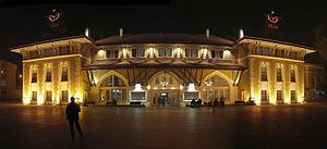 Adana Garı(Gece)