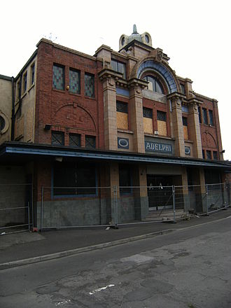 Attercliffe - The former Adelphi Cinema