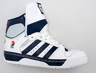 High-top - Image: Adidas Conductor High Olympics 1988 re edition sneakers
