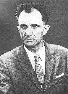 Adolf Busemann German aerospace engineer