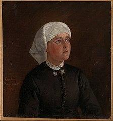 Portrait of Elseberg Herrestvedt