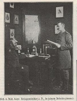 Adolph von Asch zu Asch auf Oberndorf