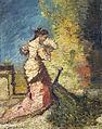 Adolphe Joseph Thomas Monticelli Femme au Paon.jpg