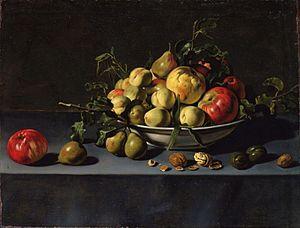Adriaen van Utrecht - Fruit still life