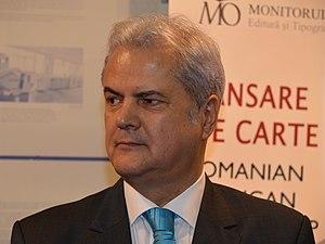 Adrian Năstase - Image: Adrian Năstase (nov 2013)