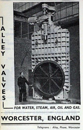 Alley & MacLellan Ltd - Image: Advert Alley & Mac Lellan (2) 1960