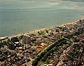 Aerial View of Southend seafront, Cliffs Pavilion - geograph.org.uk - 1707436.jpg