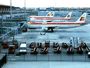 Aeropuerto de Madrid-Barajas - Terminal 4