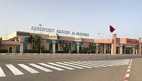 Agadir Airport - Main Entrance.jpg
