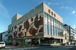 Agder Teater - The current base facility of Agder Teater