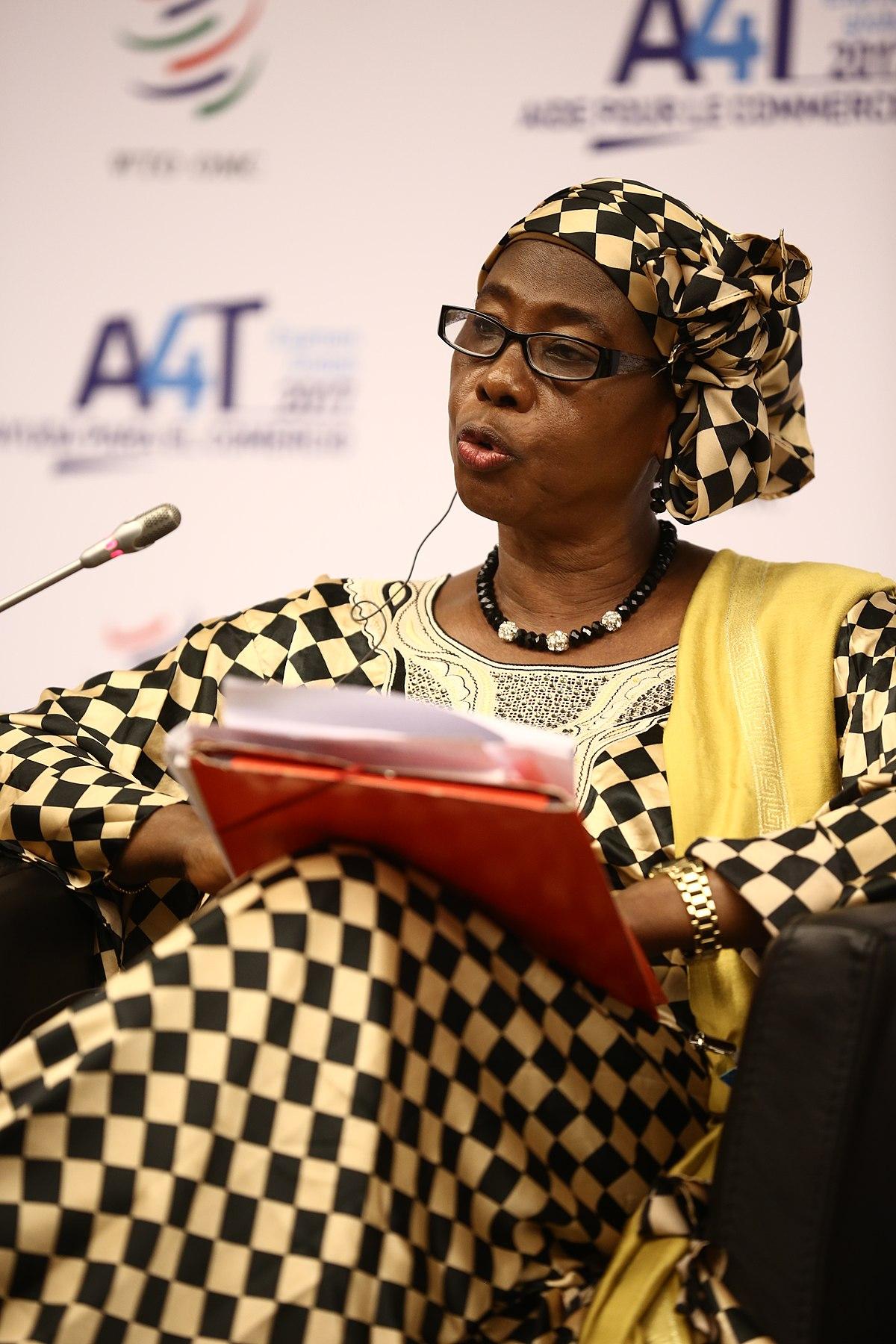 Isatou Touray Wikipedia