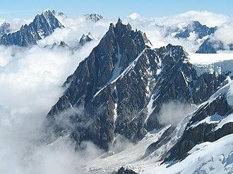 Graian Alps - Aiguille du Midi