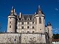 Aile est château de la Rochefoucauld côté ville vue 3.jpg