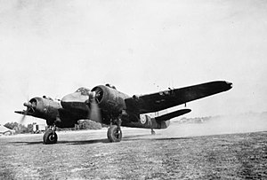 Bristol Beaufighter - A Bristol Beaufighter