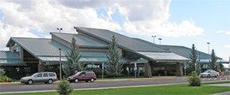 Redmond, Oregon - Passenger Terminal
