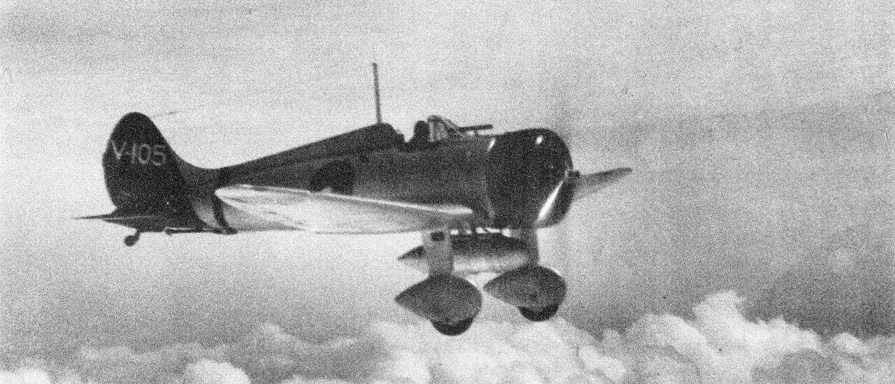 九六式艦上戦闘機
