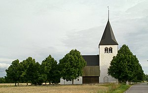 Akebäck - Akebäck Church