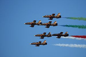Al Fursan - Display over Muscat, Oman