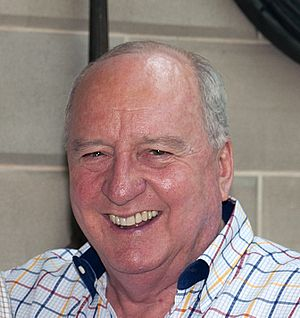 Alan Jones (radio broadcaster) - Image: Alan Jones cropped
