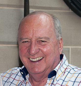 Alan Jones (radio broadcaster) - Image: Alan Jones cropped