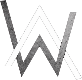 Alan Walker (music producer) - Alan Walker's signature logo