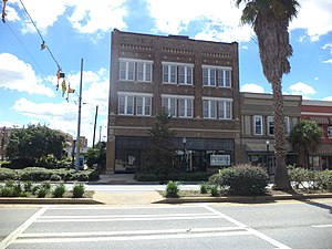 National Register of Historic Places listings in Dougherty County, Georgia - Image: Albany Housefurnishing Co