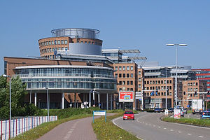 Ahold - Ahold headquarters in Zaandam