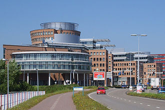 Zaandam - Albert Heijn headquarters in Zaandam