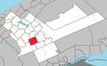 Albertville Quebec location diagram.png