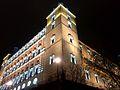 Alcázar de Toledo. Vista nocturna..JPG